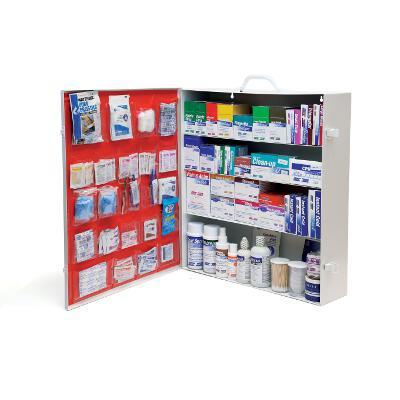 4-Shelf Wide Cabinet