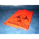 Red Biohazard/Infectious Waste Bags