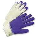 Latex Coated Knit Gloves (Large)