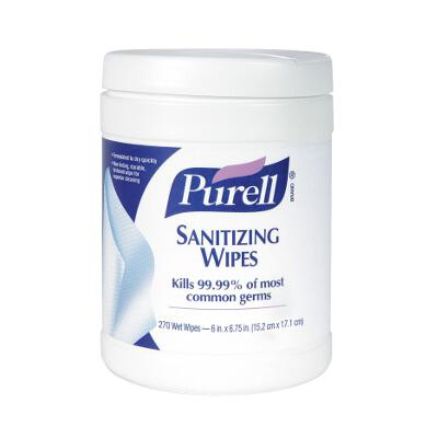 Purell Sanitizing Wipes (270ct Canister)