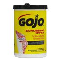 Gojo Scrubbing Wipes (80ct Packets)