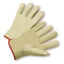 Select Grain Cowhide Leather Driver Gloves