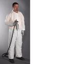 Coverall W/ Elastic Wrist & Ankle